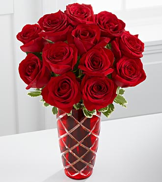 In Love with Red Roses? Bouquet