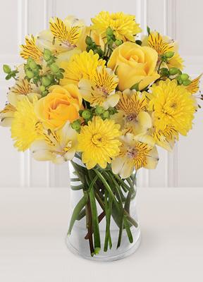 The FTD? Sunny Day? Bouquet