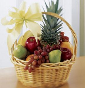 Le panier de fruits de FTD