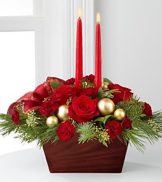 Fleurs et Arrangement Noel