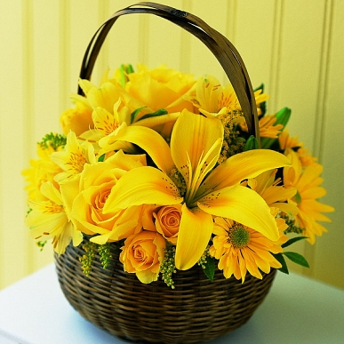 Fleurs paques